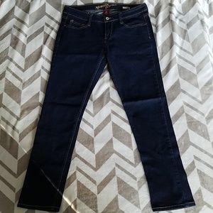 Arizona Jeans Super Skinny Short Sz 7